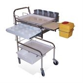 43200 Trolley for sample Flexi