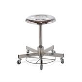 30230 Operation stool, foot operated, castors